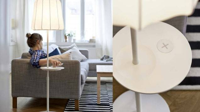 Sergey Komardenkov And Vihanga Gore Recently Proposed The Idea Of Embedding This Technology In Furniture To Ikea A Dinner Table Or Desk Could Absorb