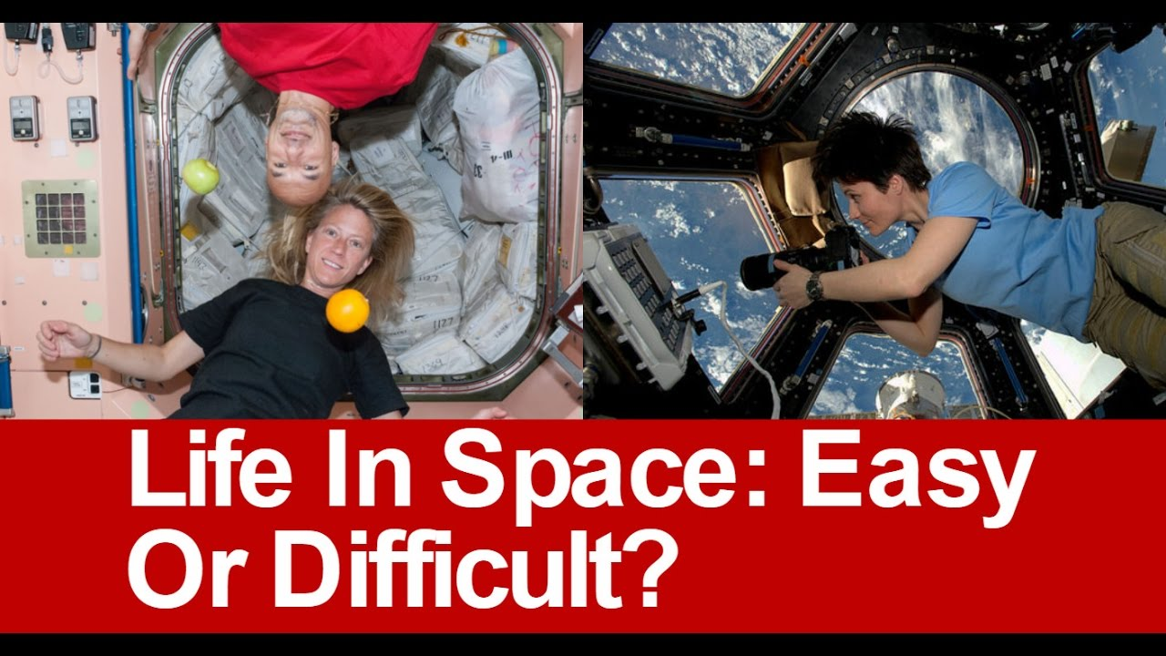 A day of an astronaut in pictures : Life at International ...