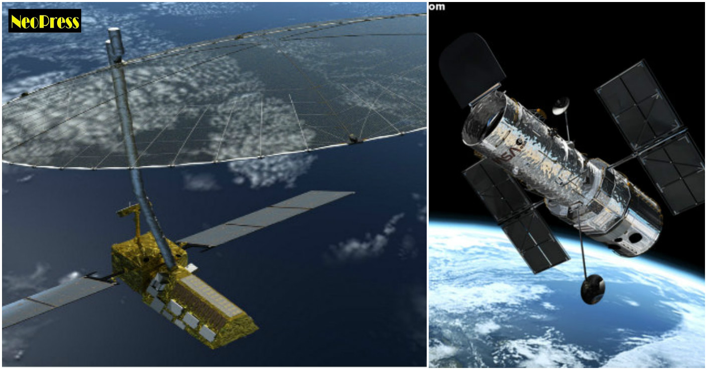 NASA and ISRO Come Together to Build Earth Monitoring ...